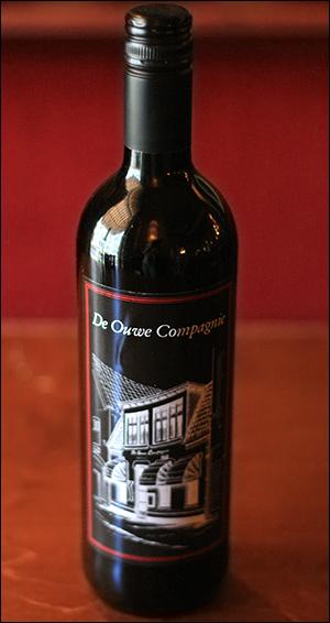 Wijnkaart De Ouwe Compagnie
